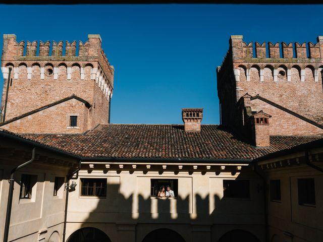 Il matrimonio di Mirko e Fabiola a Terrazzo, Verona 26