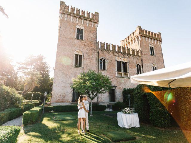 Il matrimonio di Mirko e Fabiola a Terrazzo, Verona 27