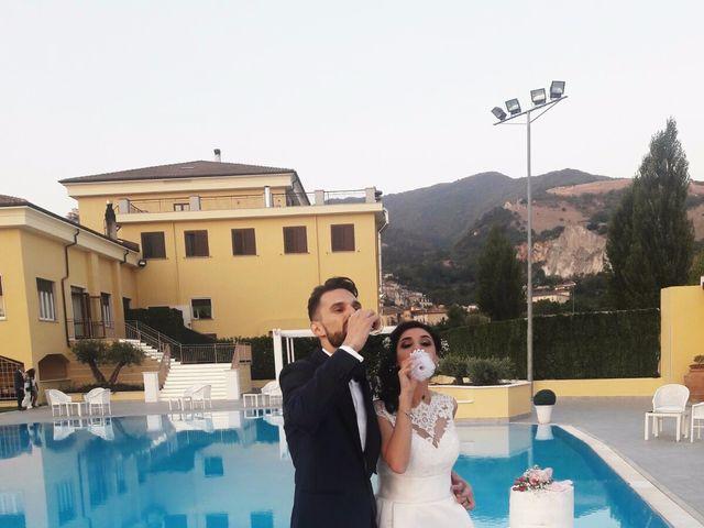 Il matrimonio di Assunta e Giuseppe a Montesano sulla Marcellana, Salerno 11
