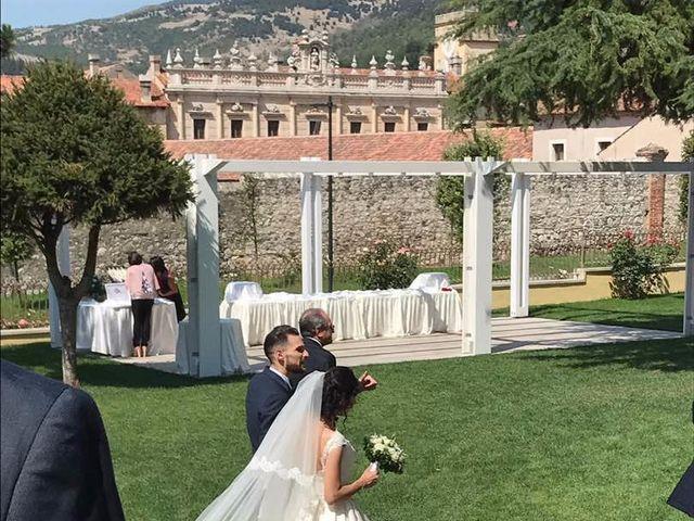 Il matrimonio di Assunta e Giuseppe a Montesano sulla Marcellana, Salerno 12