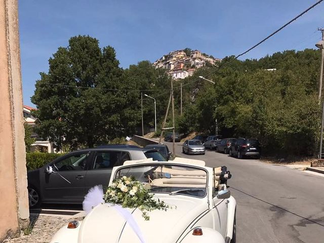 Il matrimonio di Assunta e Giuseppe a Montesano sulla Marcellana, Salerno 19