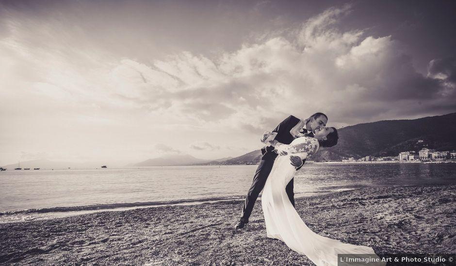 Il matrimonio di Francesco e Alessia a Sestri Levante, Genova