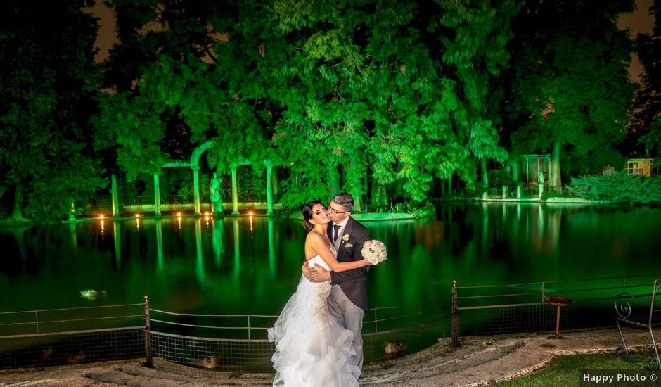 Il matrimonio di Stefano e Veronica a Abbadia Cerreto, Lodi