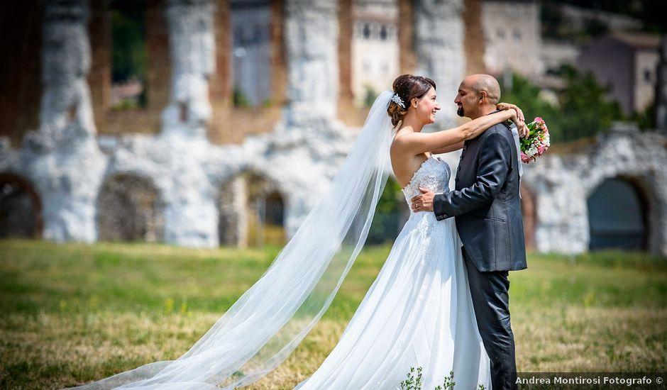 Il matrimonio di Leonardo e Silvia a Umbertide, Perugia