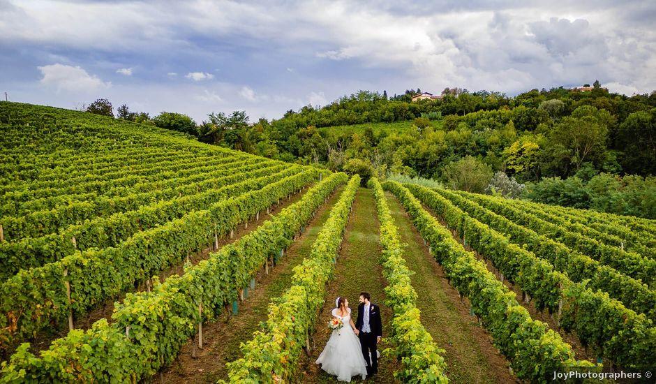 Il matrimonio di Andrea e Federica a Govone, Cuneo
