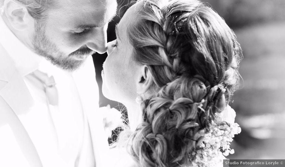 Il matrimonio di Tiziano e Marlene a Civenna, Como