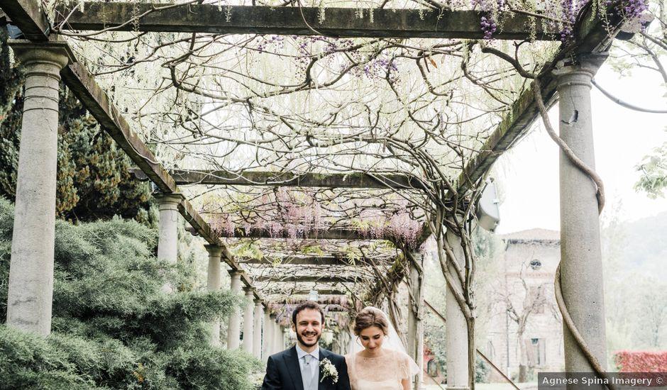 Il matrimonio di Matteo e Giulia a Milano, Milano