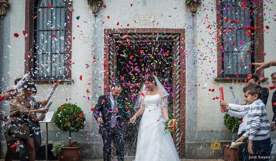 Il matrimonio di Alessandra e Alessandro a Beinasco, Torino