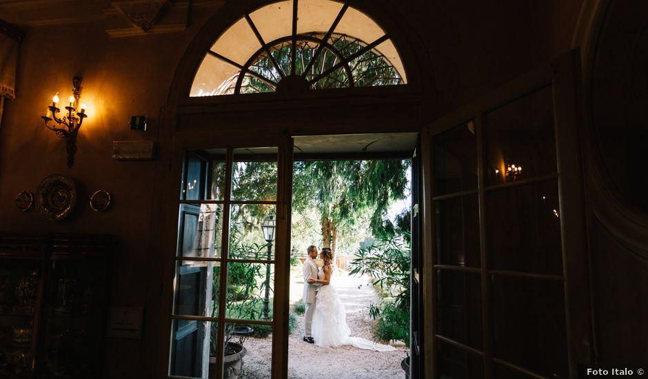 Il matrimonio di Mirko e Fabiola a Terrazzo, Verona