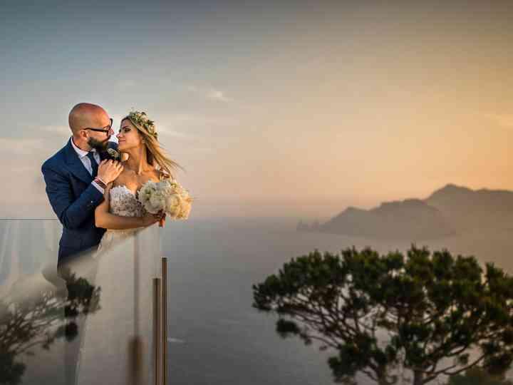 le nozze di Ilaria e Omar
