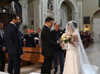 Le nozze di Cristiano  e Annachiara  1