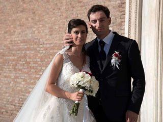 Le nozze di Anastasia e Luca