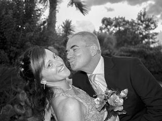 Le nozze di Roberta e Palmiro