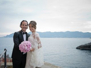Le nozze di Victoria e Luca