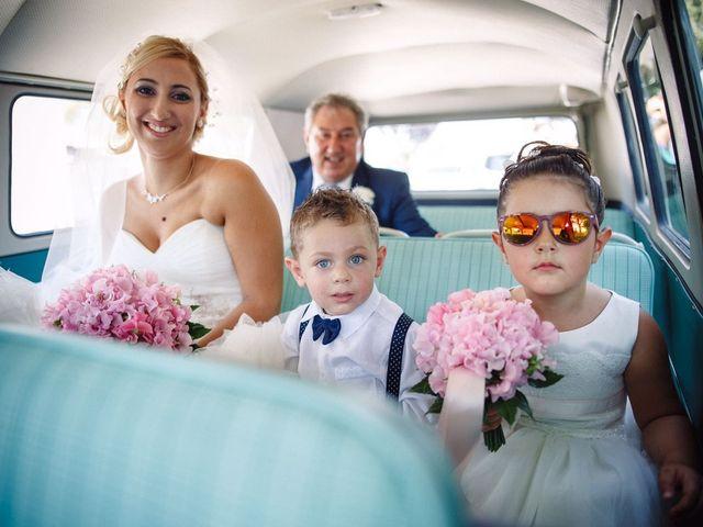 Il matrimonio di Andrea  e Valentina a Coriano, Rimini 7