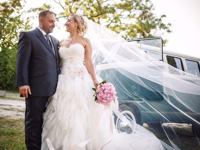 Il matrimonio di Andrea  e Valentina a Coriano, Rimini 8