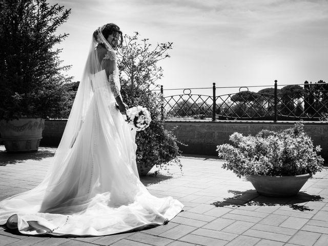 Il matrimonio di Stefano e Marina a Montefiascone, Viterbo 14