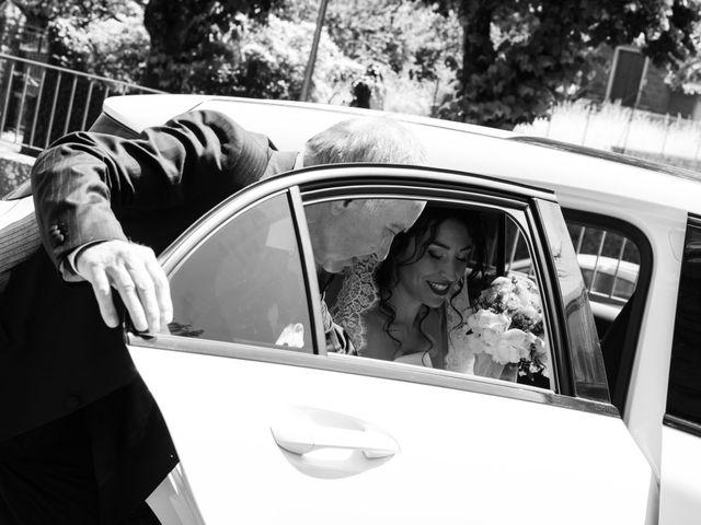Il matrimonio di Stefano e Marina a Montefiascone, Viterbo 16