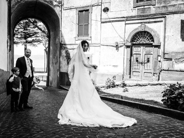 Il matrimonio di Stefano e Marina a Montefiascone, Viterbo 26