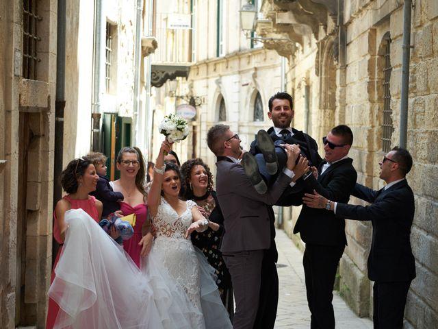 Il matrimonio di Mike e Federica a Modica, Ragusa 7