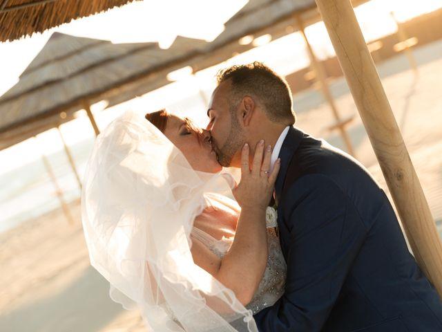 Il matrimonio di giuseppe e simona a fiumicino roma for Di giuseppe arredamenti roma