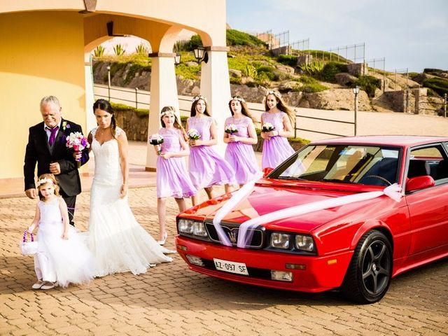 Il matrimonio di Steve e Jasmin a Portoscuso, Cagliari 36
