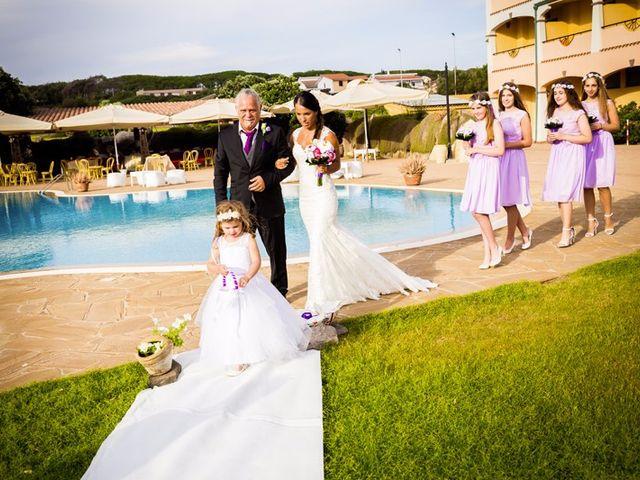 Il matrimonio di Steve e Jasmin a Portoscuso, Cagliari 37