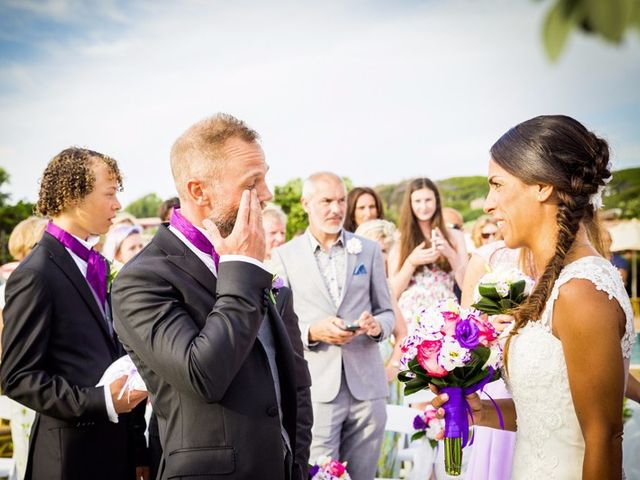 Il matrimonio di Steve e Jasmin a Portoscuso, Cagliari 38