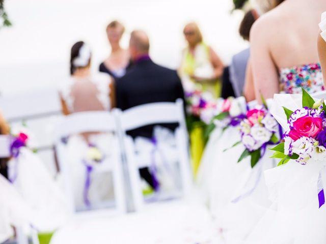 Il matrimonio di Steve e Jasmin a Portoscuso, Cagliari 42