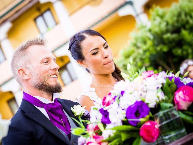 Il matrimonio di Steve e Jasmin a Portoscuso, Cagliari 44