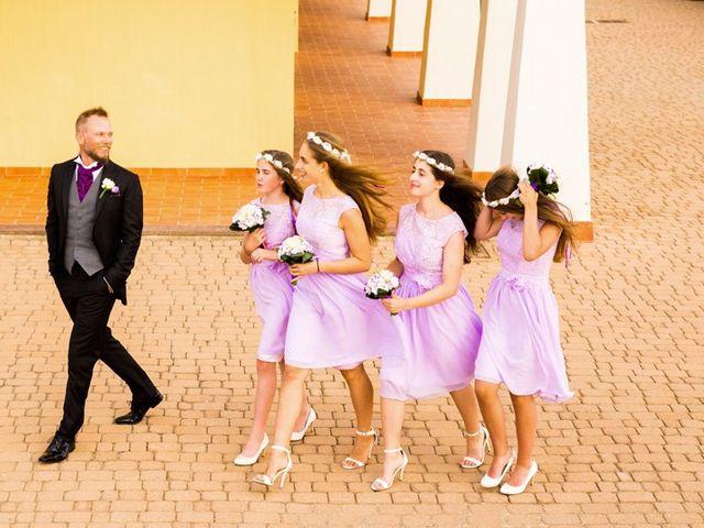 Il matrimonio di Steve e Jasmin a Portoscuso, Cagliari 1