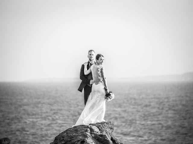 Le nozze di Jasmin e Steve