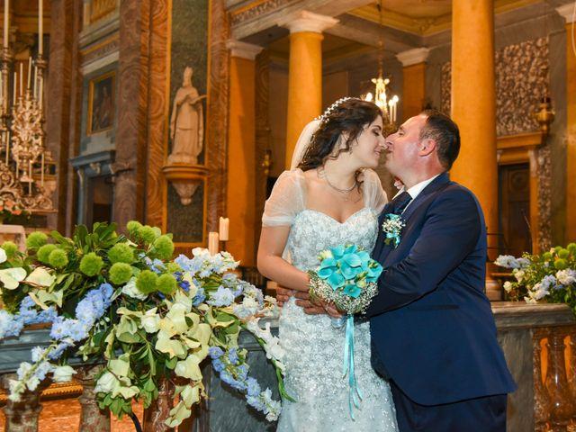 Il matrimonio di Alberto e Cristina a Giaveno, Torino 11