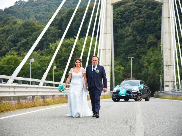 Il matrimonio di Alberto e Cristina a Giaveno, Torino 12