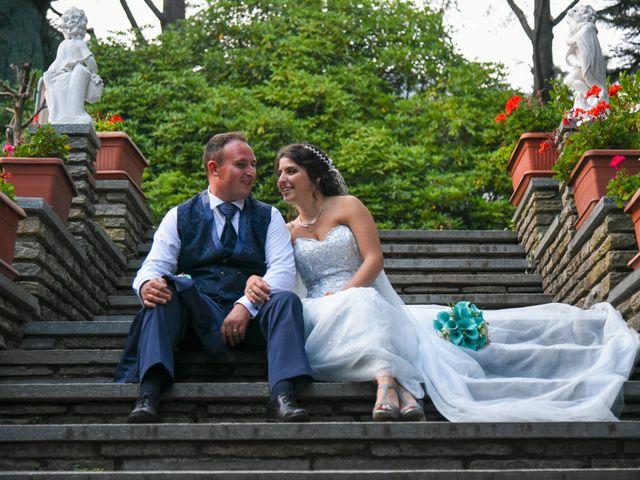 Il matrimonio di Alberto e Cristina a Giaveno, Torino 14