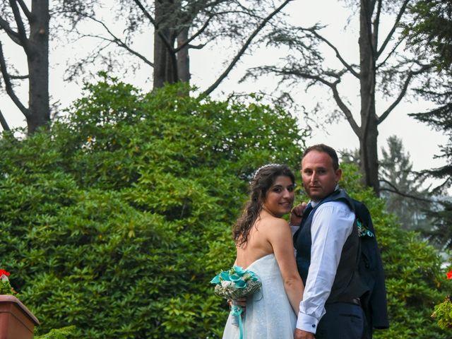 Il matrimonio di Alberto e Cristina a Giaveno, Torino 15