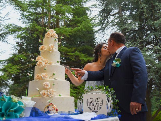 Il matrimonio di Alberto e Cristina a Giaveno, Torino 17