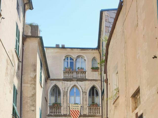 Il matrimonio di Fabio e Laura a Finale Ligure, Savona 11