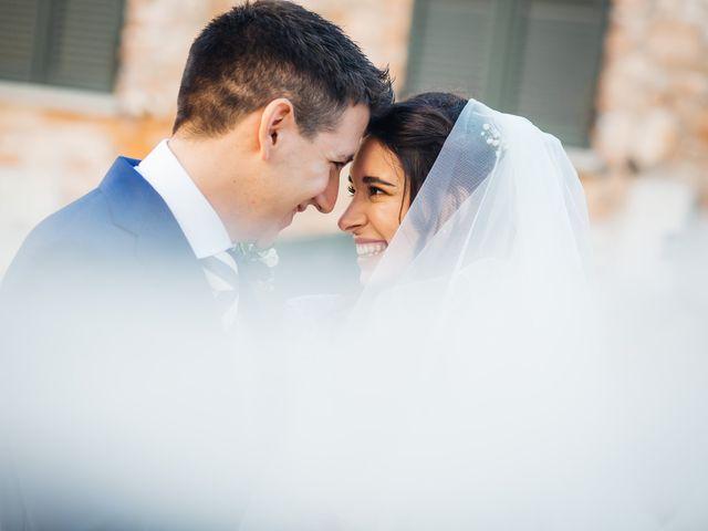 Le nozze di Daiana e Alberto