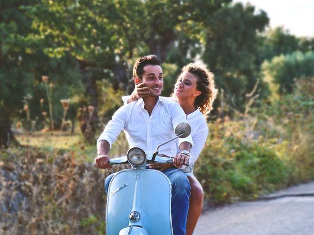 Il matrimonio di Giuseppe e Daniela a Fasano, Brindisi 4