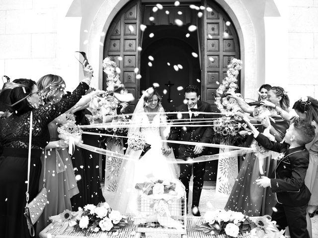 Il matrimonio di Giuseppe e Daniela a Fasano, Brindisi 23