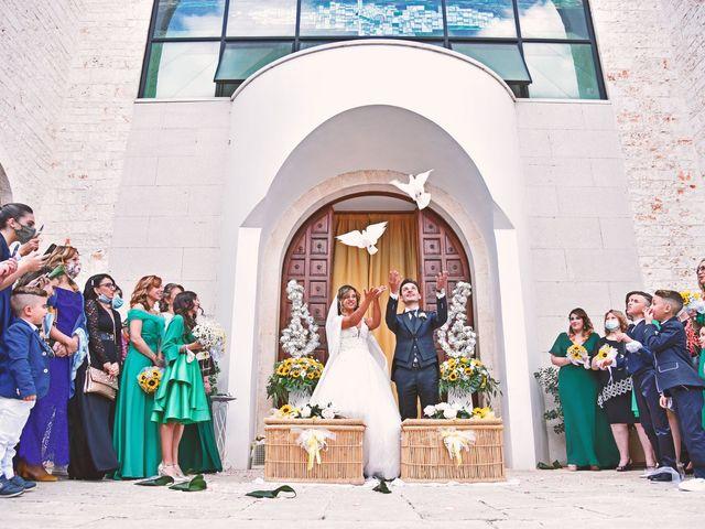 Il matrimonio di Giuseppe e Daniela a Fasano, Brindisi 24