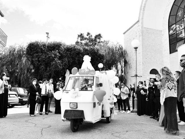 Il matrimonio di Giuseppe e Daniela a Fasano, Brindisi 25