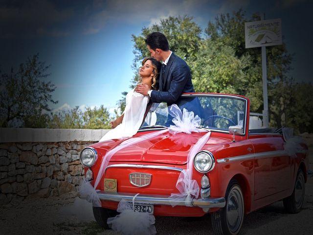 Il matrimonio di Giuseppe e Daniela a Fasano, Brindisi 28