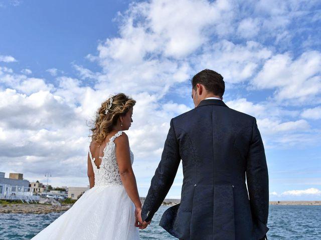 Il matrimonio di Giuseppe e Daniela a Fasano, Brindisi 30