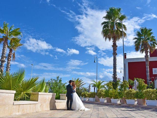 Il matrimonio di Giuseppe e Daniela a Fasano, Brindisi 32
