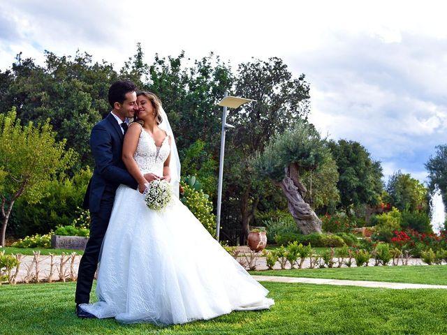 Il matrimonio di Giuseppe e Daniela a Fasano, Brindisi 33