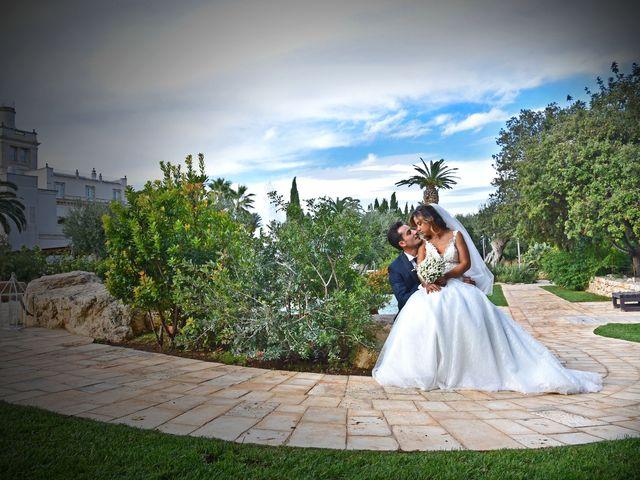 Il matrimonio di Giuseppe e Daniela a Fasano, Brindisi 34