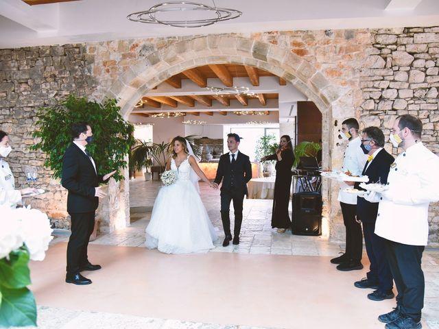 Il matrimonio di Giuseppe e Daniela a Fasano, Brindisi 36
