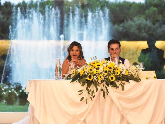 Il matrimonio di Giuseppe e Daniela a Fasano, Brindisi 42